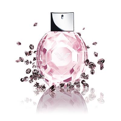 安普里奥·阿玛尼/EMPORIO 珍钻粉红玫瑰女士香水
