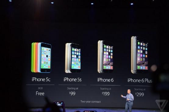 巅峰过后是拐点:走向商业的苹果